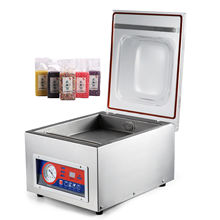 DZ-260Z Digital Vacuum Sealer Food Vacuum Sealing Packing Machine