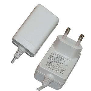 RoHS Compliant Tùy Chỉnh Hot Bán 100-240VAC DC ADAPTER Power Adapter