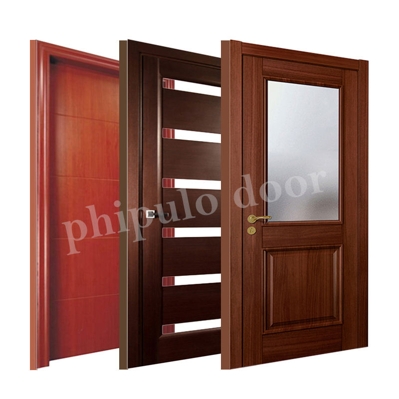 2020 China Suppliers Latest Design Fancy High Quality Wood Main Gate door New Model Designs Wooden Door