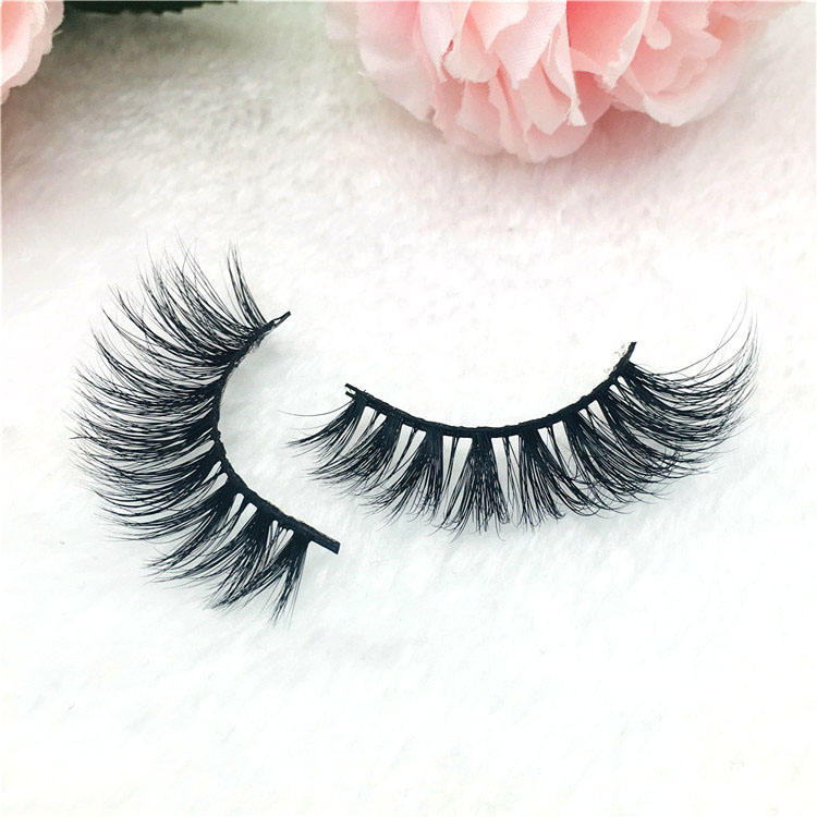 pestaas hecho en indonesia eyelashes 3d weed decoration nails