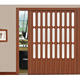 PVC Folding Door Sliding Doors Room Dividers Interior