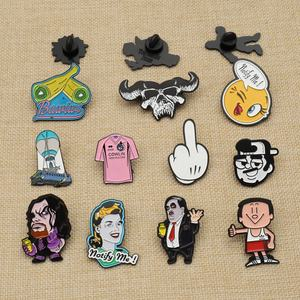 Custom Your Own Design Metal Soft Enamel Lapel Pin
