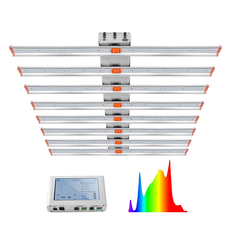 New Fashion King Brite Led Grow Grow Light For Succulents Led Grow Light Spain Wholesale From China