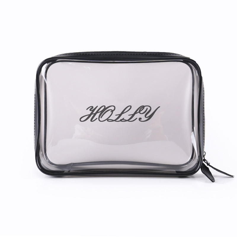 Hasp [ Cosmetic Bags ] Bag Make Up Cosmetic Bag Women Portable Clear Transparent Travel Pvc Make Up Cosmetic Bags Cases