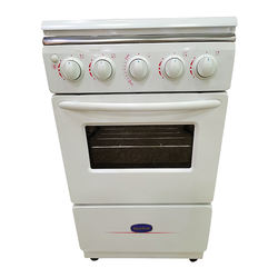 OEM factory made stainless steel removable double door 500*500*810mm free standing gas cooker oven