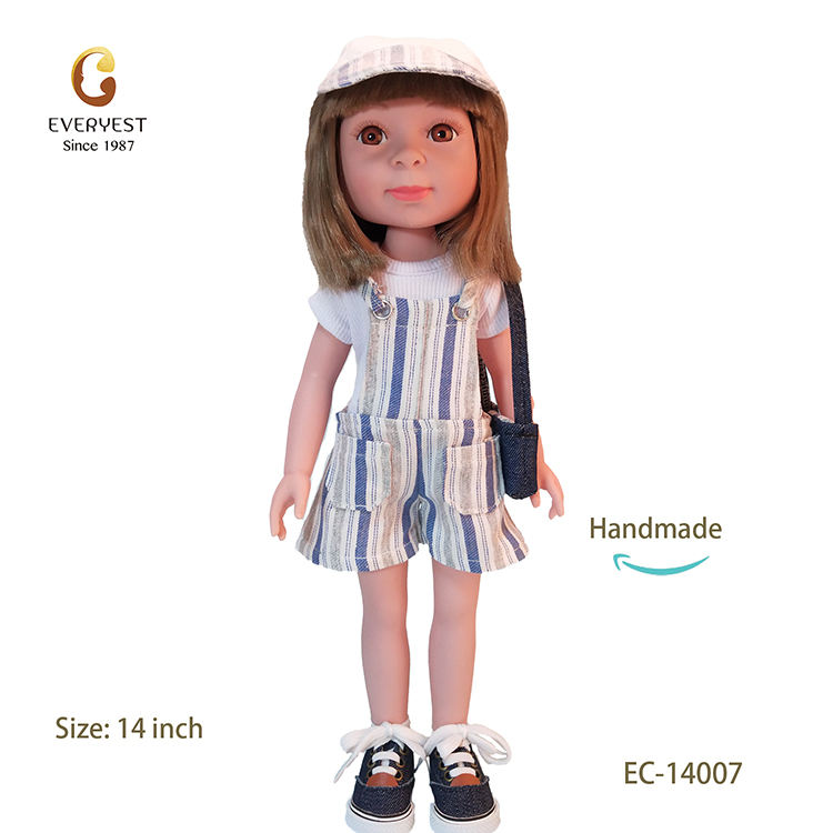Professional New custom design 14inch Doll With CE Certificate