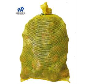 hot sale high quality 30kg potato/onion leno mesh bag
