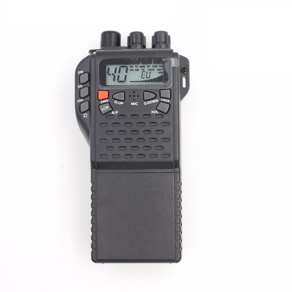 CB Radio Portabel, CB-270 26.565-27.99125MHz Walkie Talkie LCD Display 40 Saluran Radio Portabel CB-CB270 Walkie Talkie Tersedia