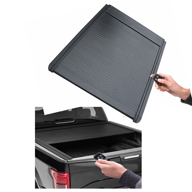 Pickup Retractable Electric Tonneau Cover For Ranger 2012+
