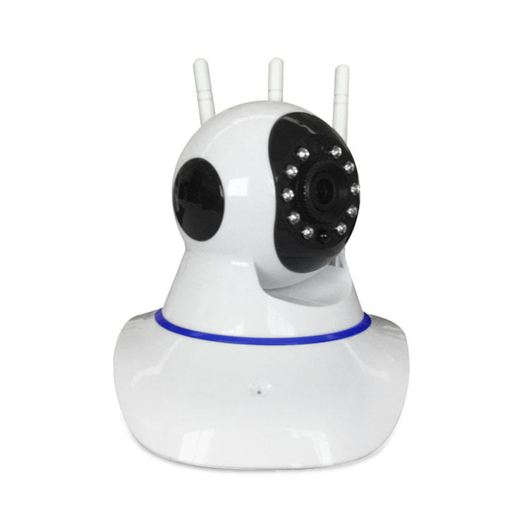 OEM Custom 720P Long Time Recording Cloud Rotate Wireless Wi Fi Camera With Audio For House