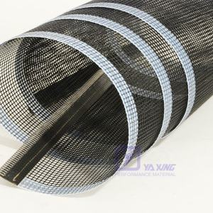 Wholesale fireproof non-stick ptfe conveyor mesh belt