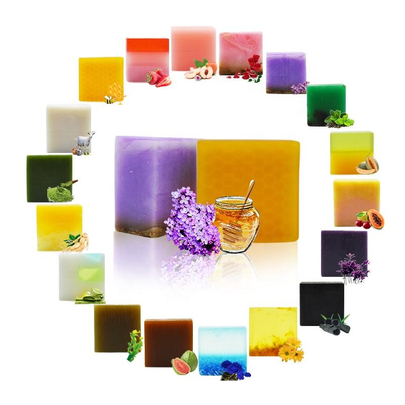 Natural vaginal cleaning soap bar colorful yoni cleanse bar yoni soap