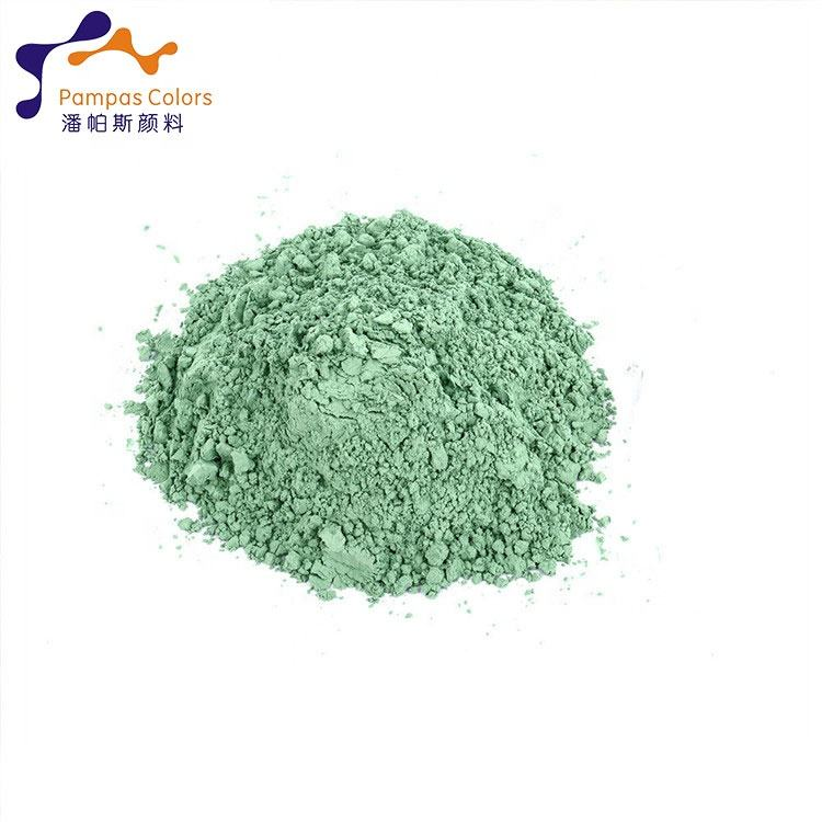 Free Samples Provide Technical Support Color Shift Changing Pigment Green Powder