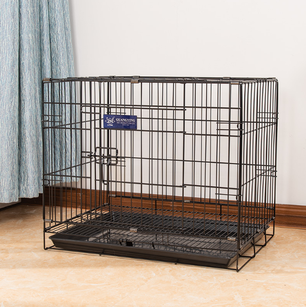 Easy assembly dog cat pet cages for animals