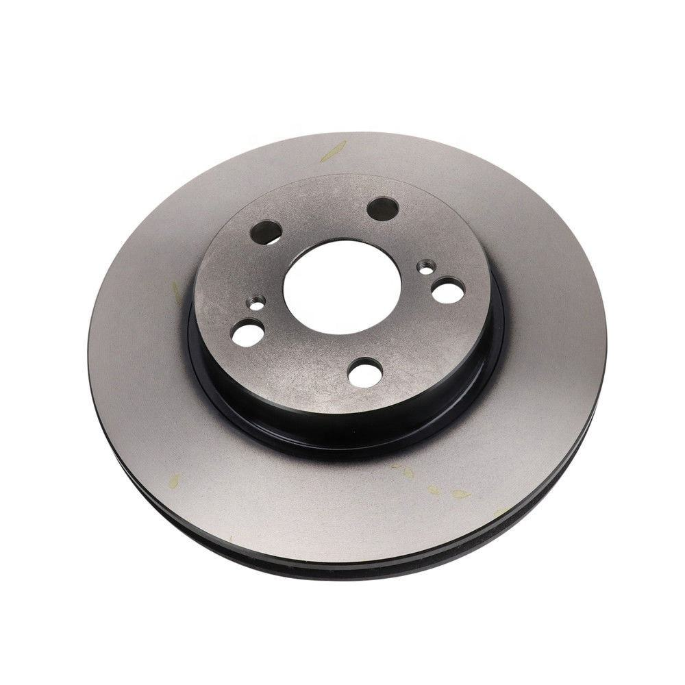 Wholesale Spare auto Parts Rear Rotor Brake Disc 26300AE070 For Toyota