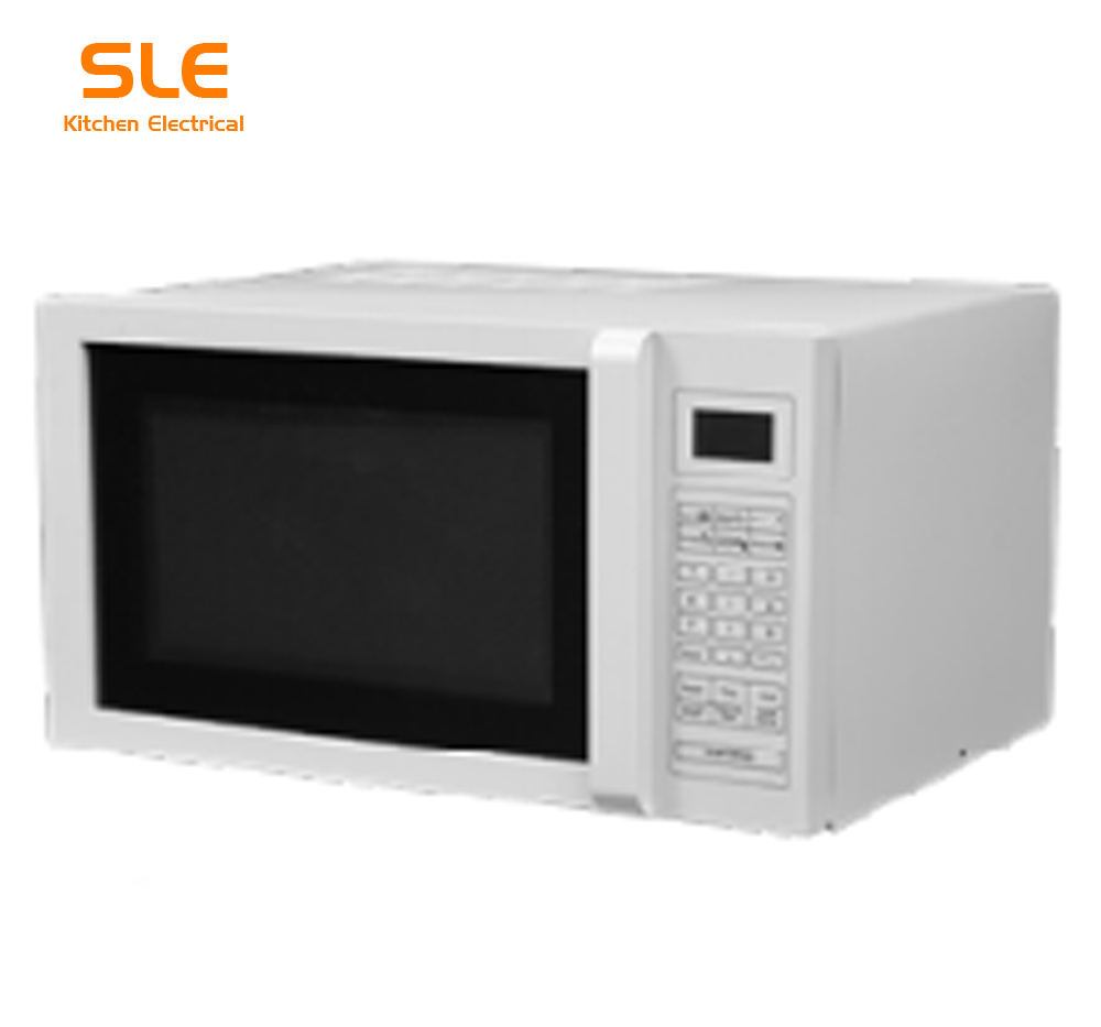 SLE hight quality and low price 60 min timer smart control table Microwave Oven for pizza baking