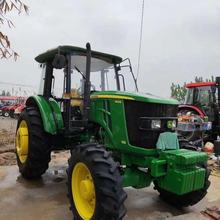 Used KUBOTA, YTO, FOTON LOVOL, DONGFENG, JOHN DEERE, NEW HOLLAN brand second hand tractors for sales