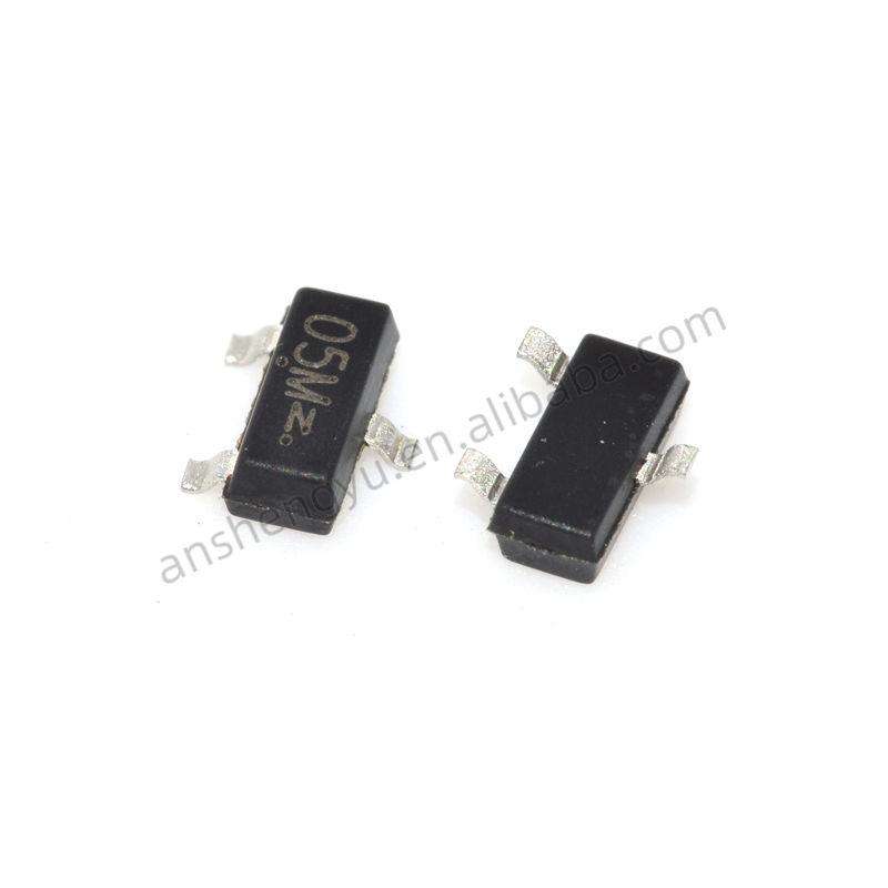 TVS DIODE 33V 45V SOT23-3 SDC36.TCT Pack of 10