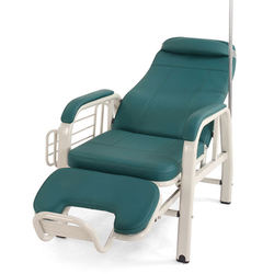 Hospital clinic medical infusion chair drip chair single outpatient full lying round tube half lying infusion chair