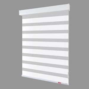 latest blackout decorated dual rainbow window zebra roller blinds shades
