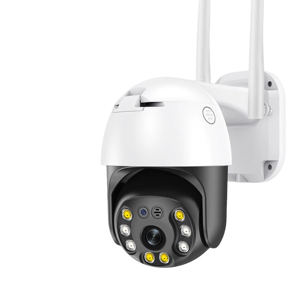 Support for onvif protocol Of h.265 5MP Pan-Tilt cameras video surveillance CCTV camera live view 2-way Audio icsee app Camera