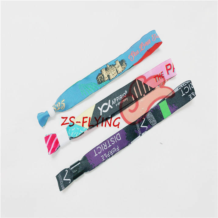 Best Selling customized wristband/ hand band gift item
