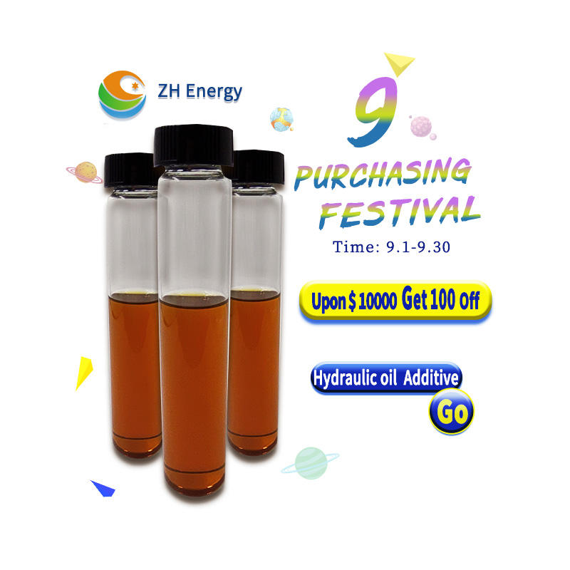 ZH 5020 Ashless Anti-wear Hydraulic Oil Additive Package oil additives