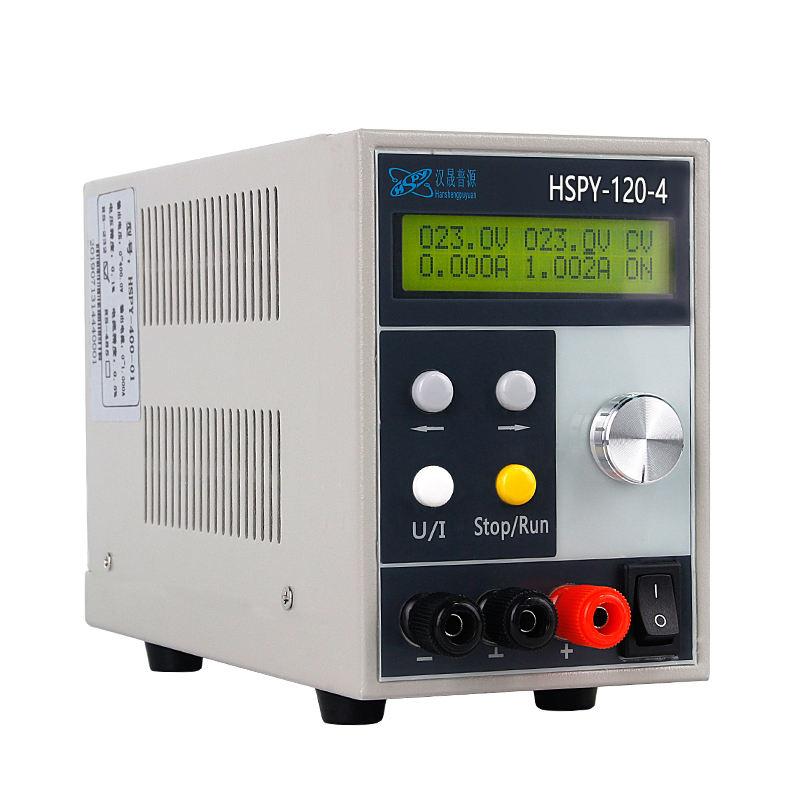 HSPY-120-4 120V 4A DC Alimentatore regolato digitale Regolabile variabile regolabile <span class=keywords><strong>Fonte</strong></span> di alimentazione programmabile