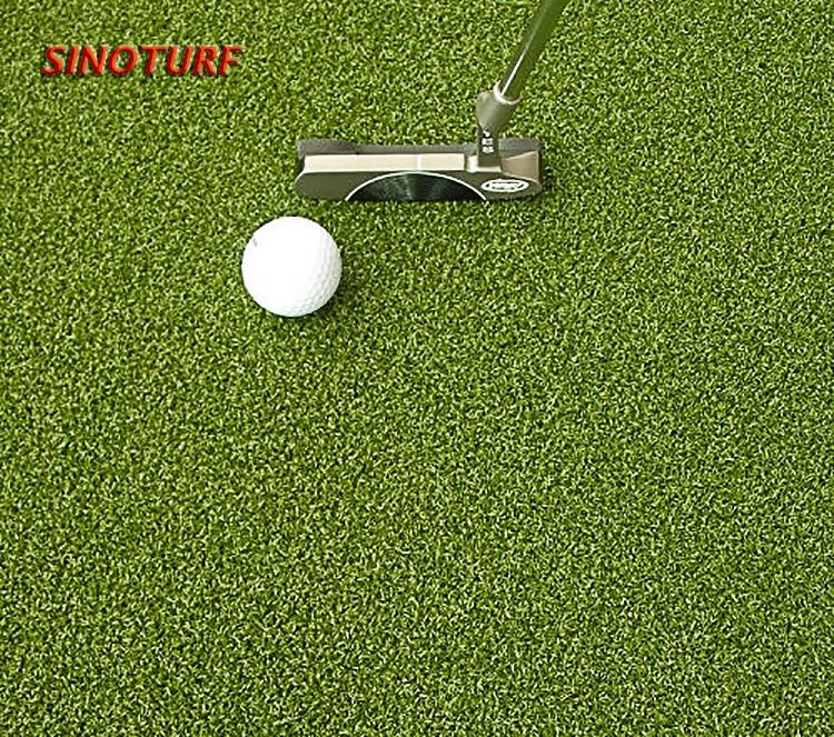 84000/m2 extremely density Putting Green Golf Artificial Grass, Synthetic Turf Cesped Sintetico Pasto