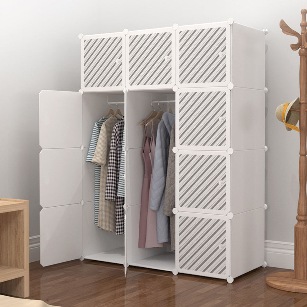 Manufacturers Direct Dressing Bedroom Wardrobe Closet, Best Price Simple Piratical Wardrobe Bedroom