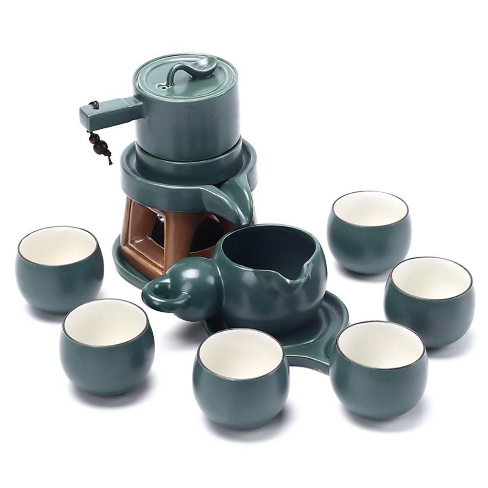 Promotionele Chinese thee pot keramische cup sets porselein voor traditionele thee drinken