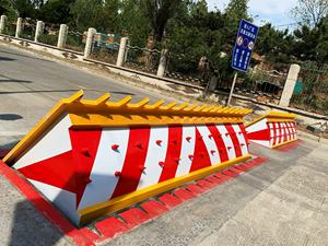 Hydraulic automatic parking space anti-terrorism quality standard remote control road blocker