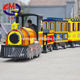 Import for China attractions amusement park backyard trackless train for sale