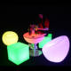 garden patio furniture set /party Glowing Led light luminous bar Cocktail cheap table sets for bar KTV nightclub event party