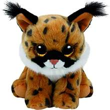 Lynx Plush Stuffed Animal Soft Toy