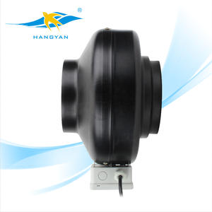 High Output Centrifugal In line Duct Fan Centrifugal Blower