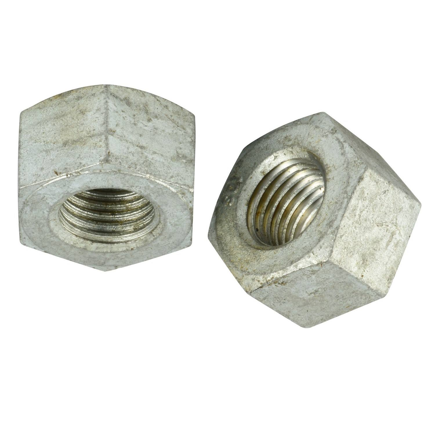 A563M Heavy hex nut