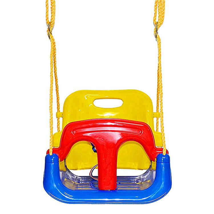 New Indoor and Outdoor Baby New PE hardware Toddler Swing set