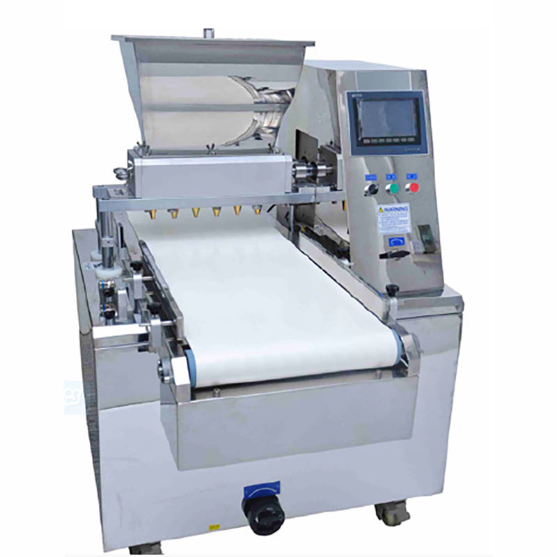 Small Store Chosen Cookie Making Machine with PLC control system