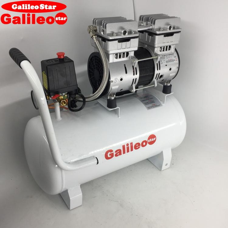 GalileoStarI portable car compressor double piston air compressor