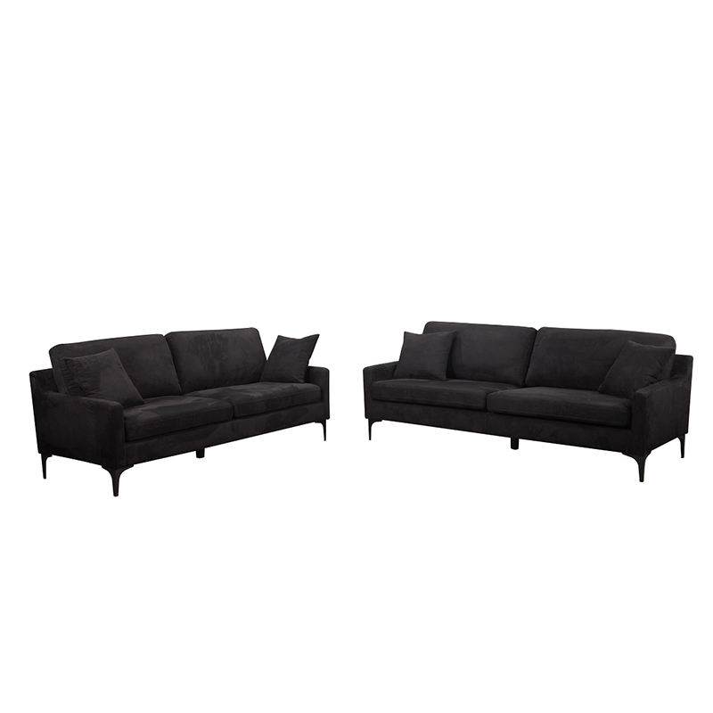 Low price sofa furniture from factory 3 seater and 2seater sofa for lving room sofa set wholesale