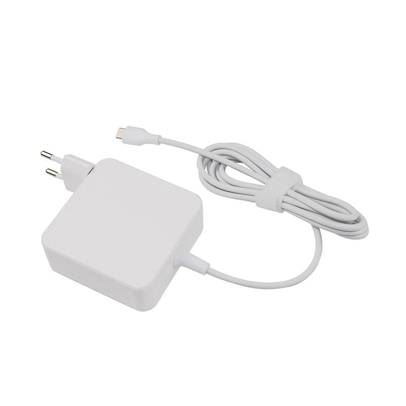 Wall mount charger adapter 61W PD Type-C Laptop Computer Accessoires 20 V/2.25A AC DC Power supply