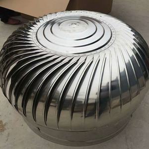 Industrie rotating wind abgas kamin hauben tunnel fan installation