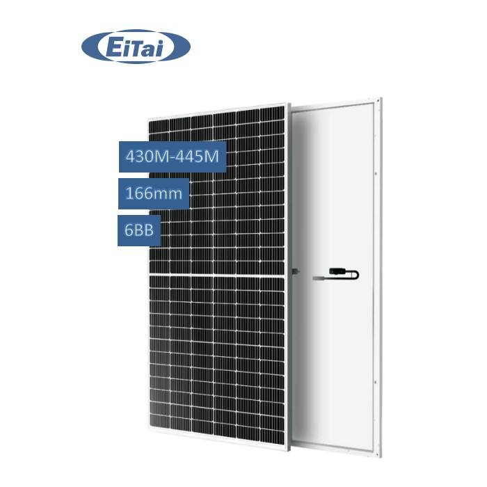 EITAI Monocrystalline Top Brand 435Wp 144 Cell Sale Price Solar Panels Sol 440W Roof