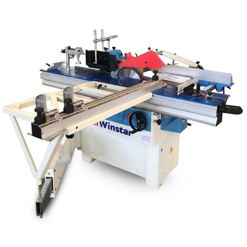 ML310 woodworking combined universal machine used for furniture