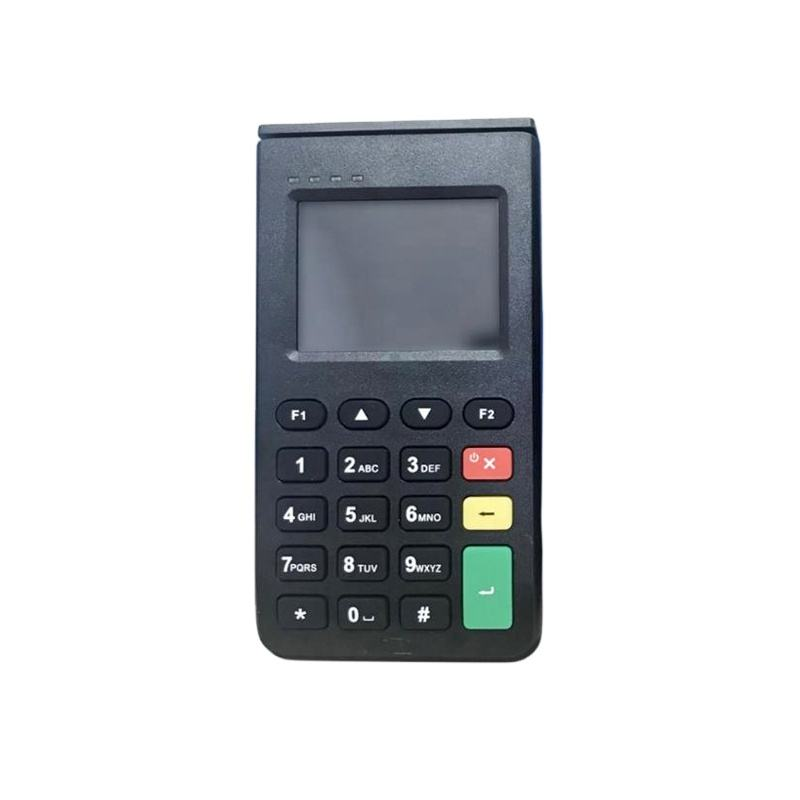 Top Sale EMV Certified Fingerprint Module Android POS System With Printer NFC Reader GPS Bluetooth