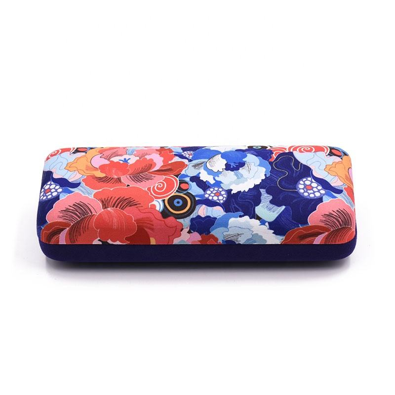 Metal hard sunglasses case for wholesale and custom sunglasses box or glasses case
