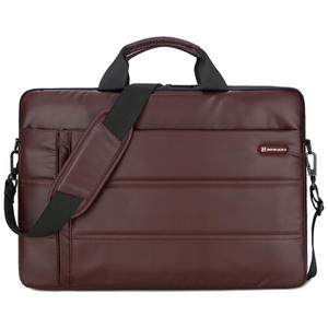 Factory direct 13.3inch laptop shoulder messenger bag waterproof mens business office briefcase laptop messenger bag