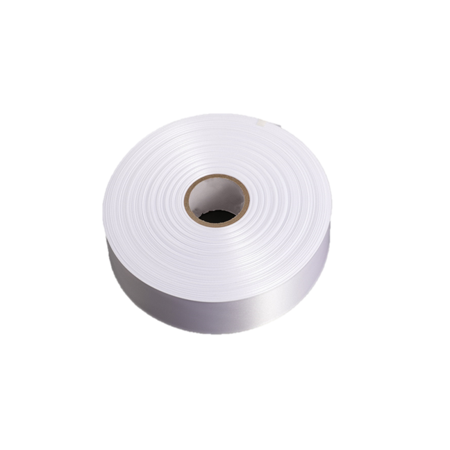 Factory polyester satin fabric ribbon Wholesale care label blank