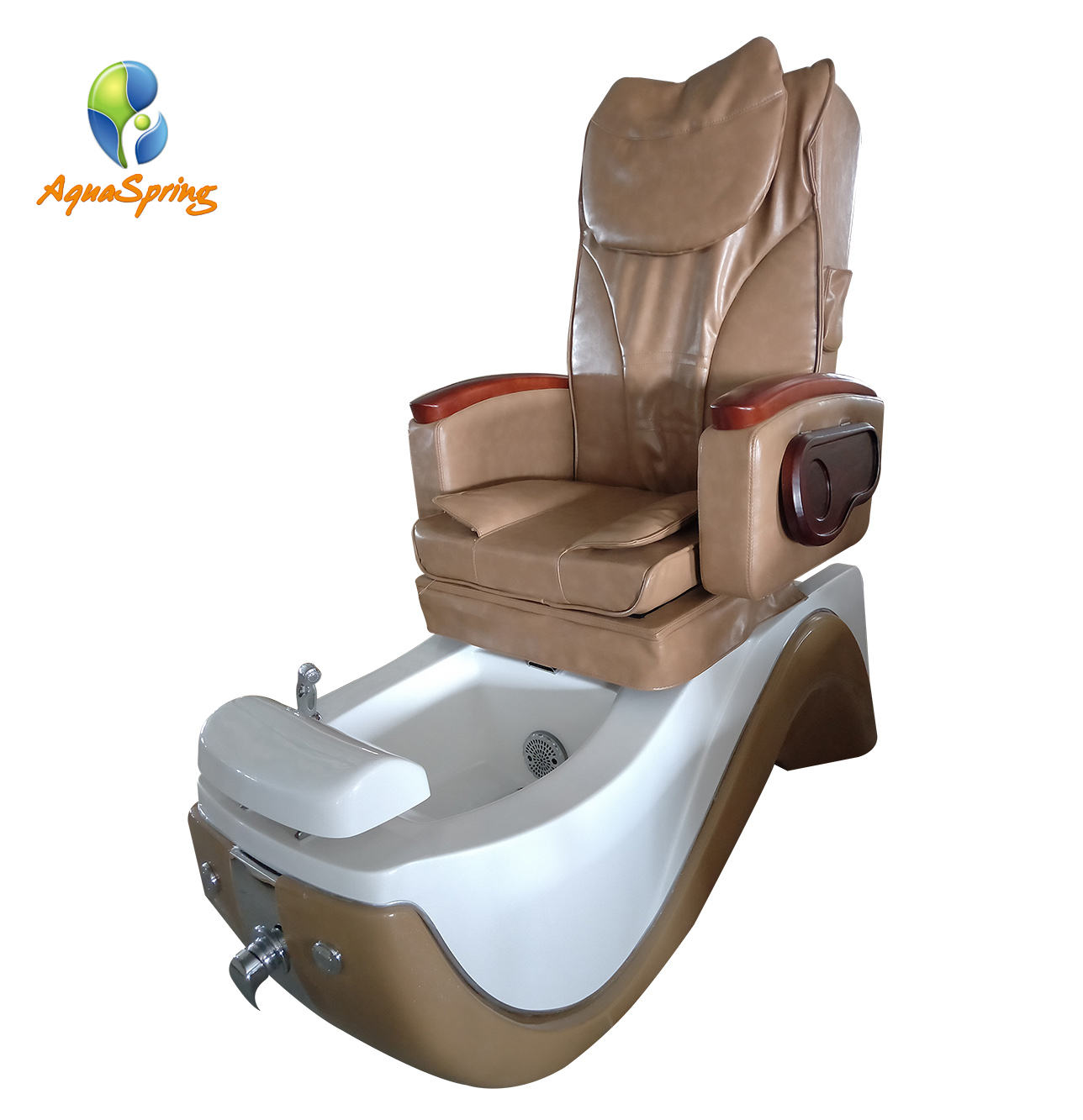 luxury pedicure massage spa chair remote control Color can be customized nails pedicure chair